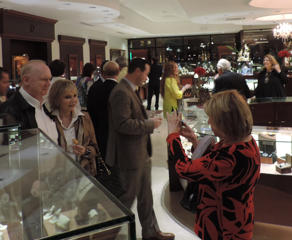 Full House at Daoud's Fine Jewelry Charity