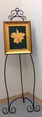 """Bellissima"" Giclee Embellished Painting"