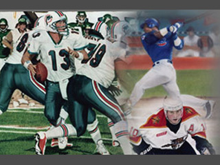L.A. Cline Fine Art - Custom Sports Paintings
